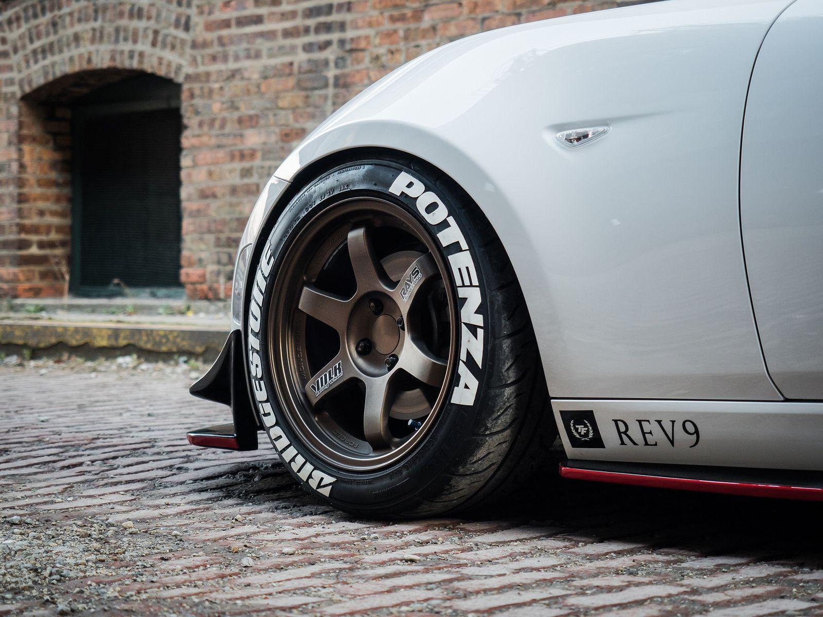 Volk Racing MTE37 new Miata ND sizing 16x8 +25 - Page 4 - MX-5 Miata