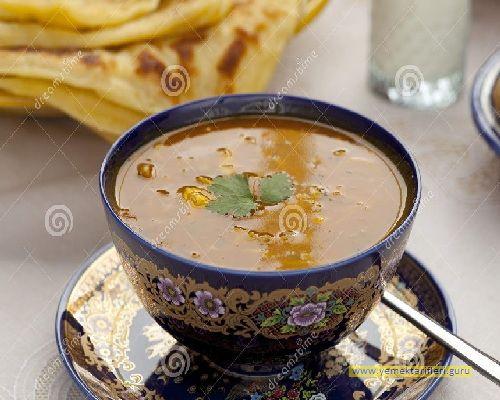 Photo of Harira Recipe; The Moroccan Harira recipe belongs to a Moroccan soup.