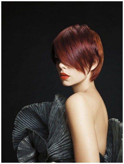 unsere top 20 rote damenfrisuren | friseur frisuren #