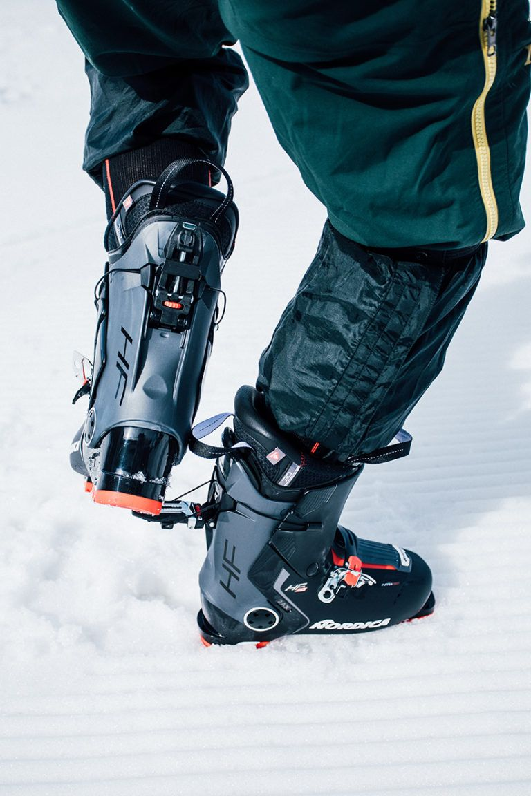 Nordica Announces New Enforcer Skis Hf Boots In 2020 Touring Boots Skiing Boots