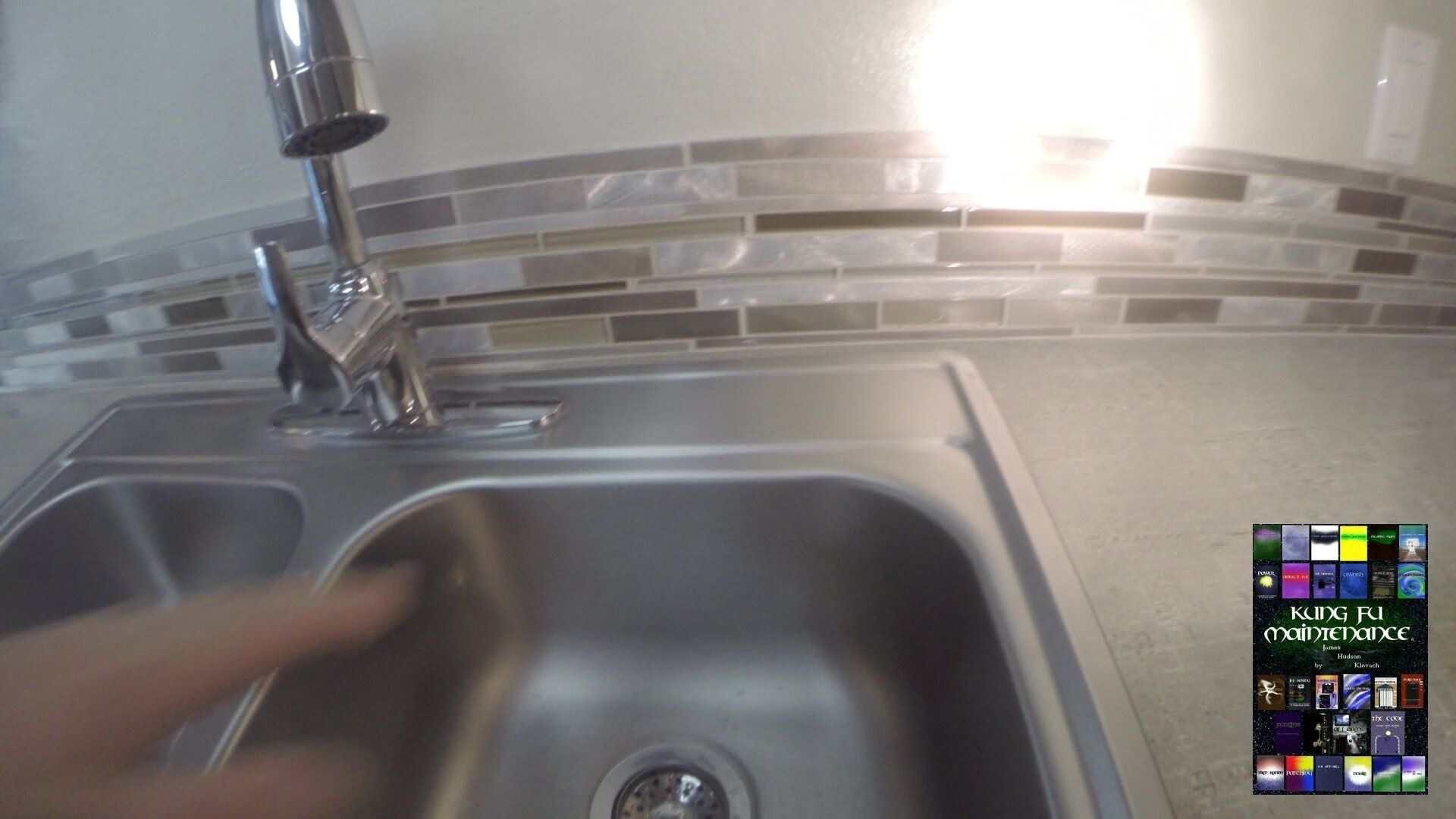 Dishwasher Needs Air Gap But Sink Does Not Have Hole How