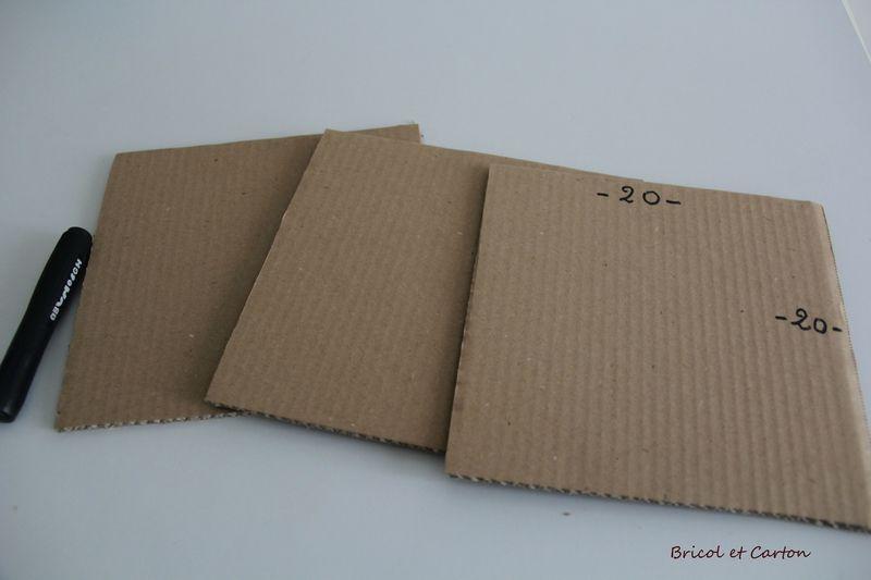 Diy Tabouret En Carton Bricol Et Carton Meuble En Carton Carton Bricolage Pour Les Nuls