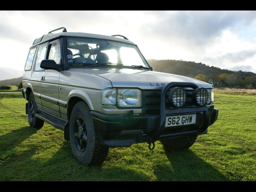 1998 Land Rover Discovery For Sale Lrocom Uk 1 2