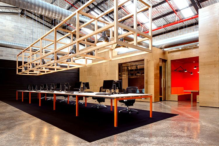 Little Trace Of MAKE Creative Creative Industrial and Offices