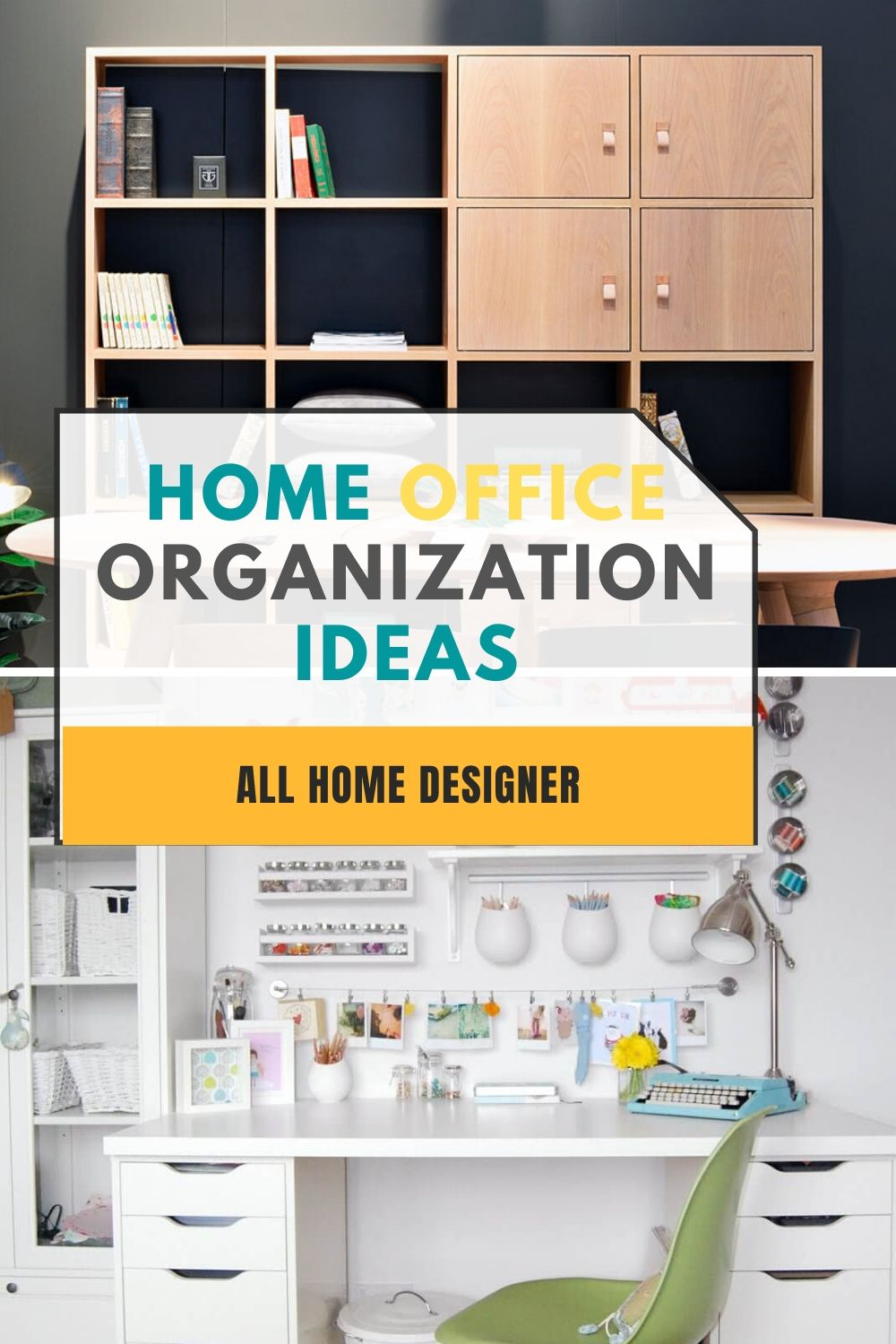Home Office Organizing Ideas In 2020 Home Office Organization
