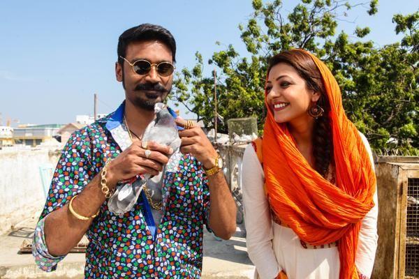 Download The Maari Tamil Movie Latest Stils Hd Image Gallery Maari Movie Starring Dhanush Kajal Aggarwal In Th Movie Pic Celebrity Gallery Indian Photoshoot