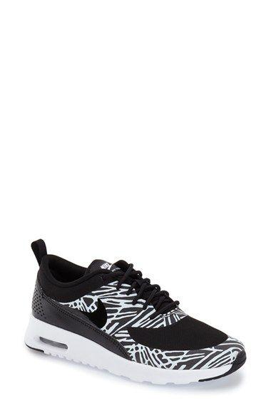 Nike 'Air Max Thea' Sneaker (Women Neonowe trampki, Nike  Neon sneakers, Nike
