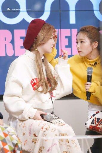 151002 레드벨벳 RED VELVET 아이린 IRENE 슬기 SEULGI @ 네이버 V앱 오방만족! 5th Live @ Red VS Velvet