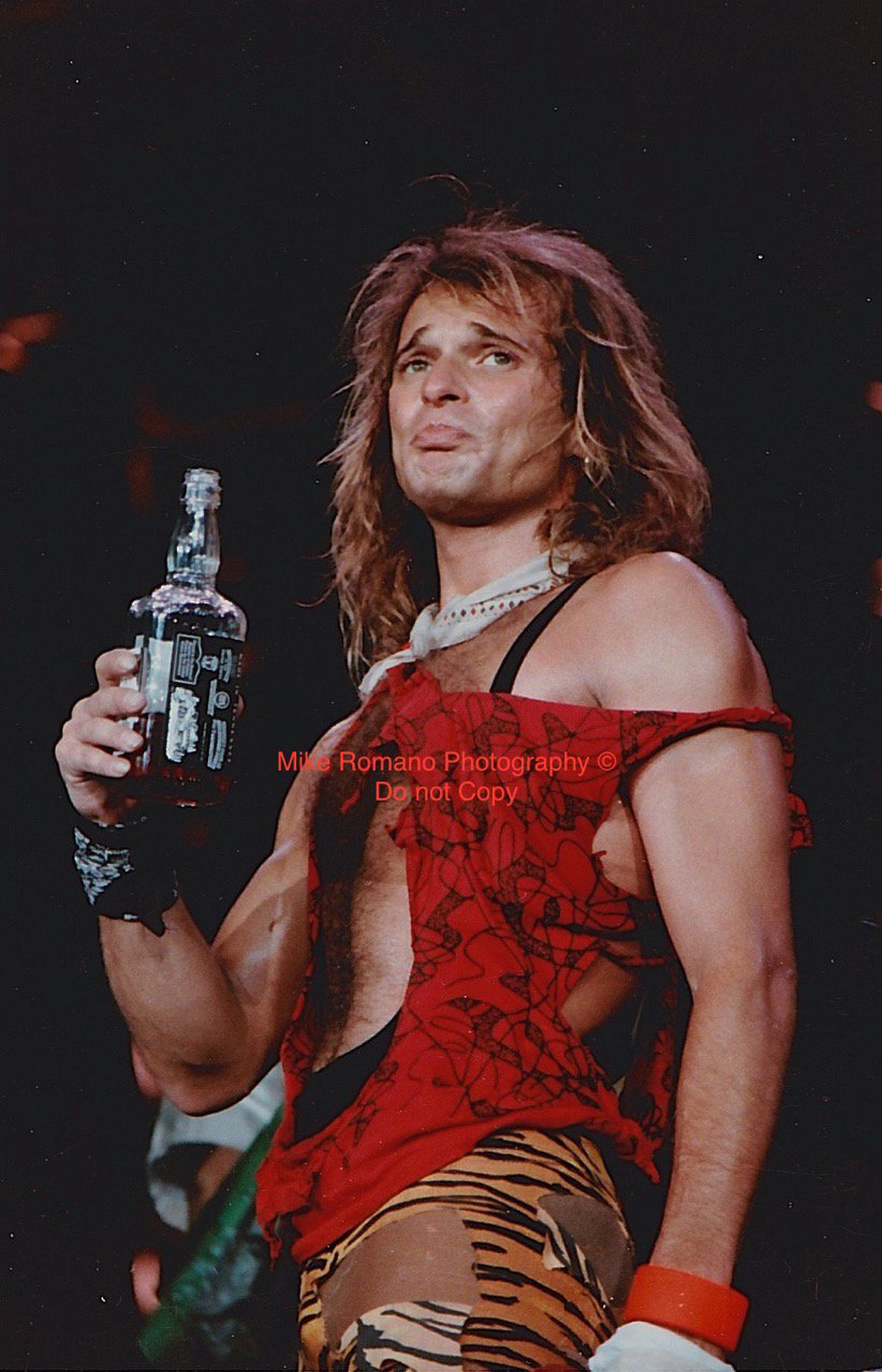 Pin By Jason Mucha On Other Stuff David Lee Roth David Lee Van Halen
