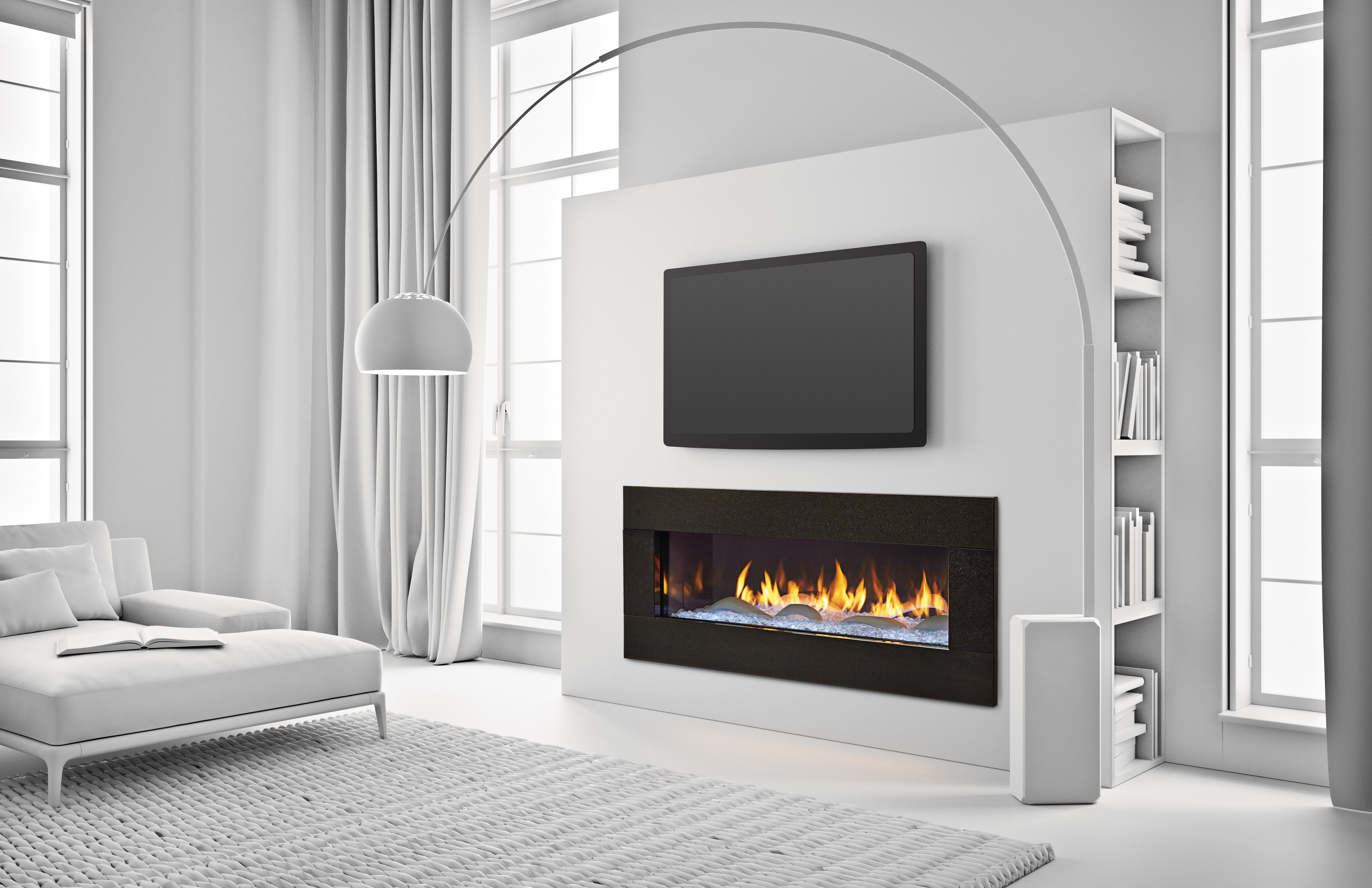 Warm Up To Our Most Luxurious Fireplace Yet Where