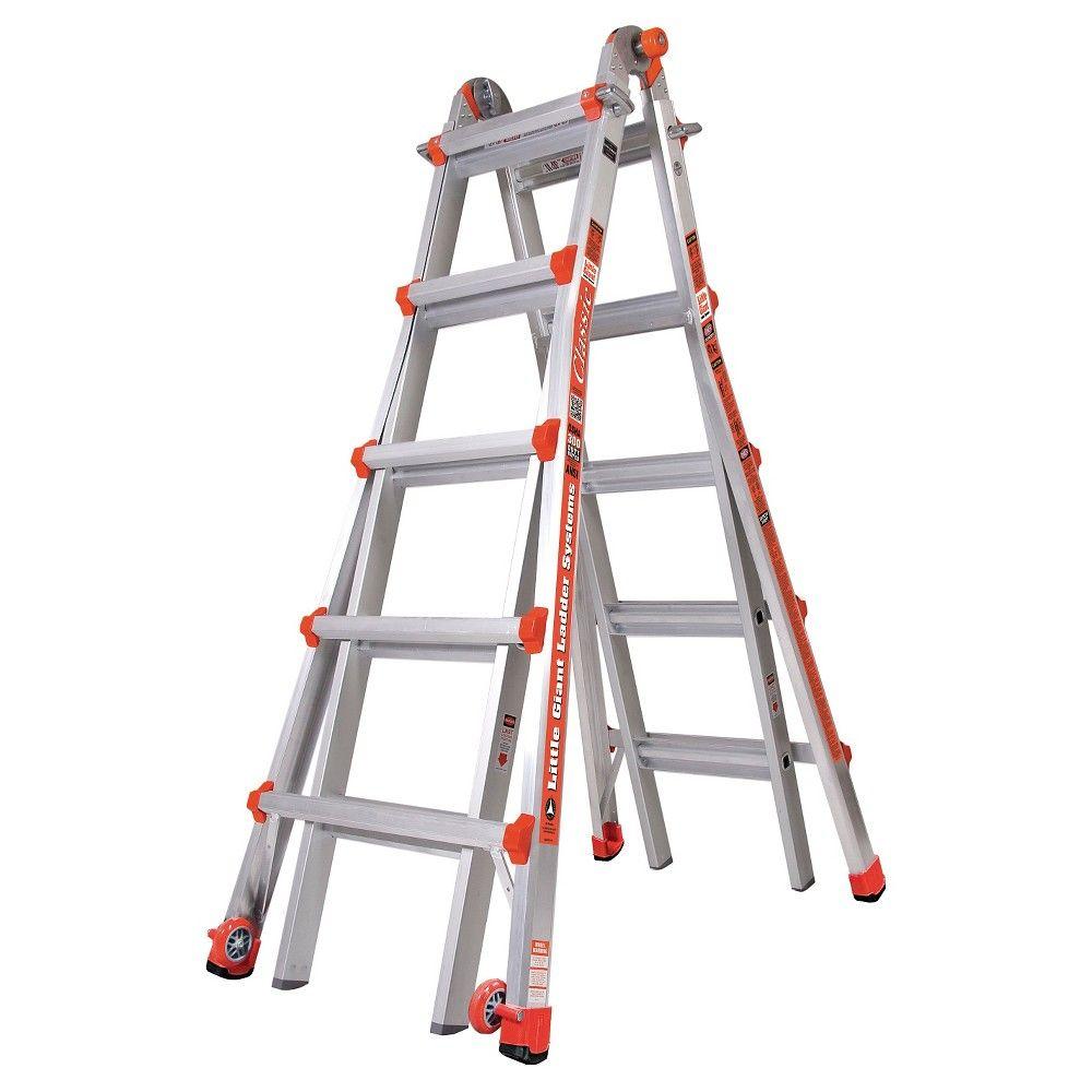 Little Giant Classic 22 Type 1a Ladder Aluminium Ladder