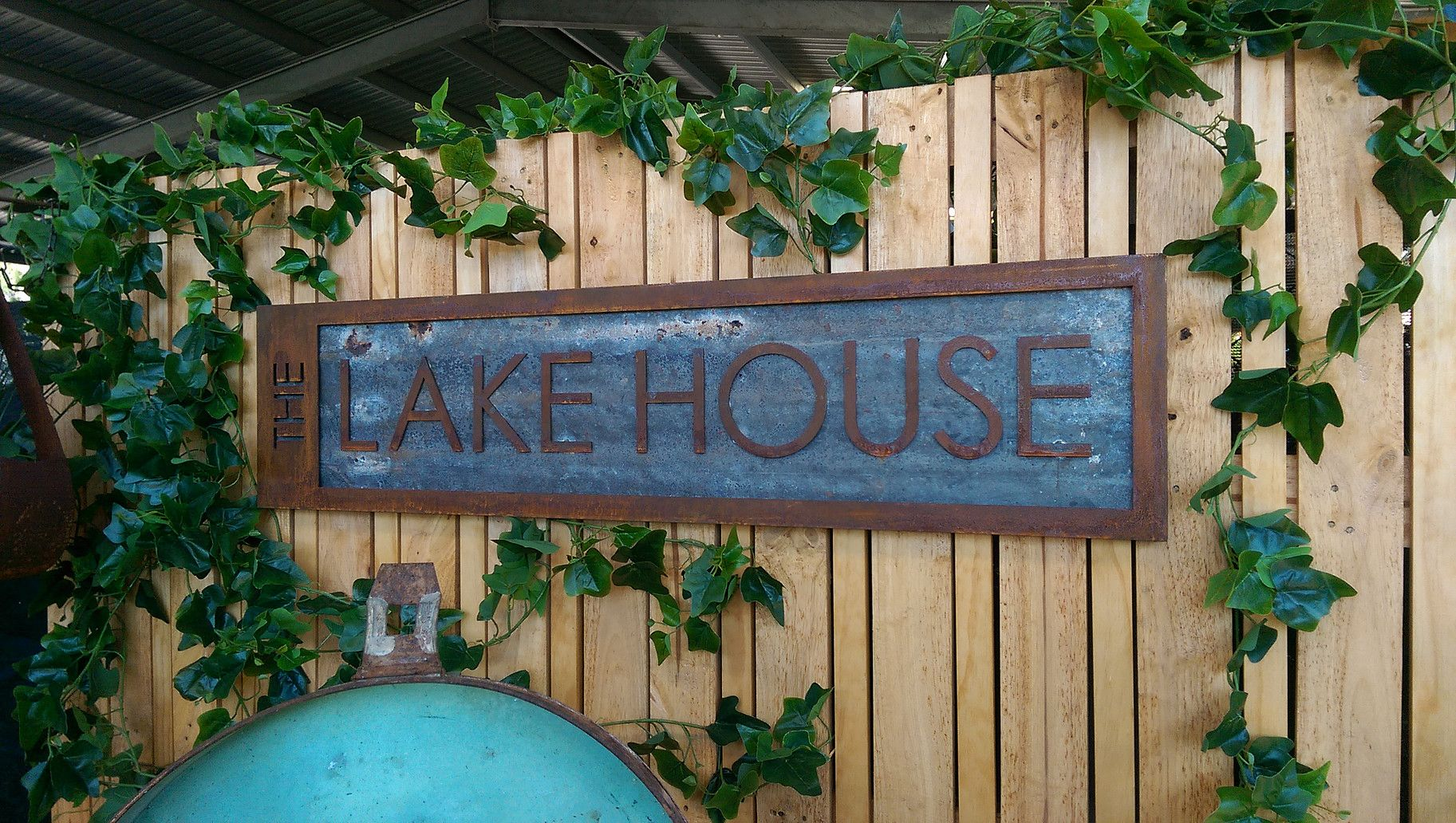 Our range of planters Outdoor art, Lake house, House