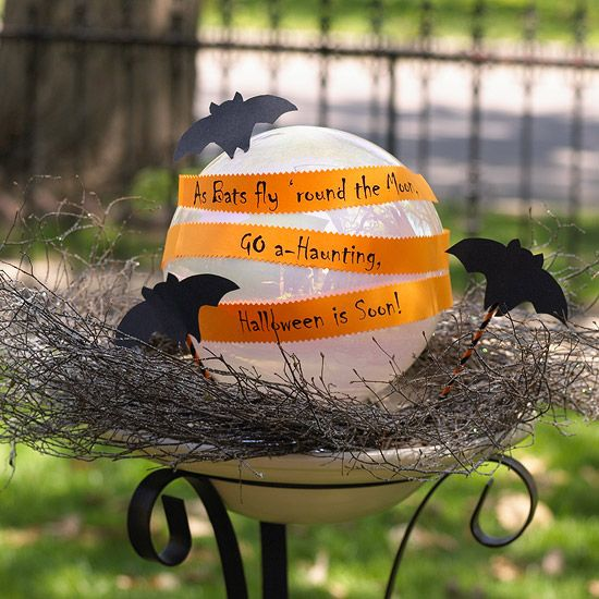 Eerie Outdoor Halloween Decorations Holidays, Halloween ideas and