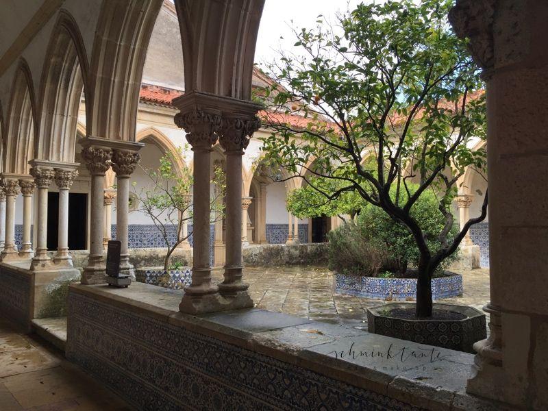 Convento de Cristo, Templer, Tomar, Burg, Castell, Mauern, Schloss, Portugal…