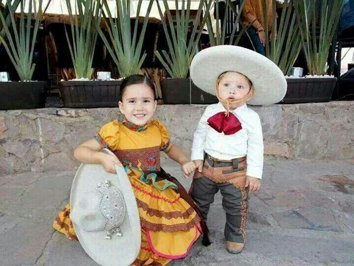 Cute Mexican Kids Ropa De Chicas Bebés Mexicanos Y