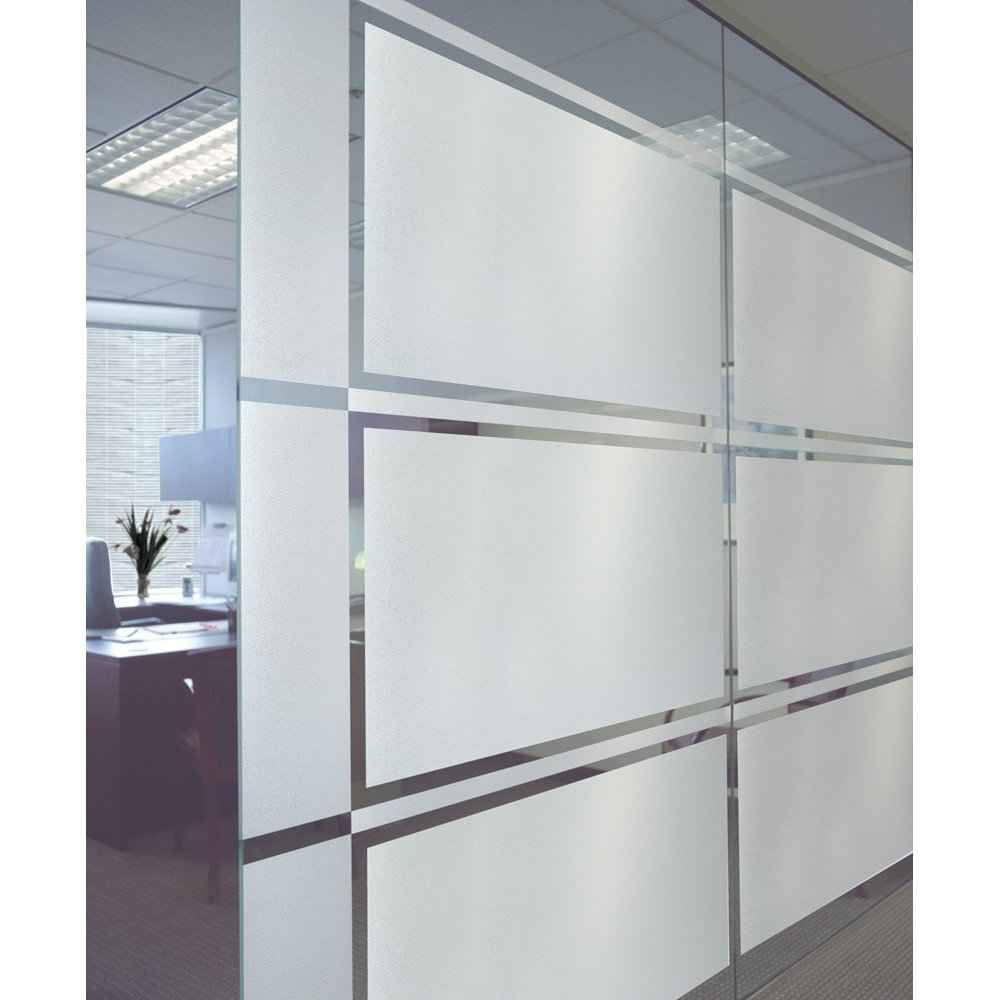 Artscape Etched Glass Internal Window Film For Home Office