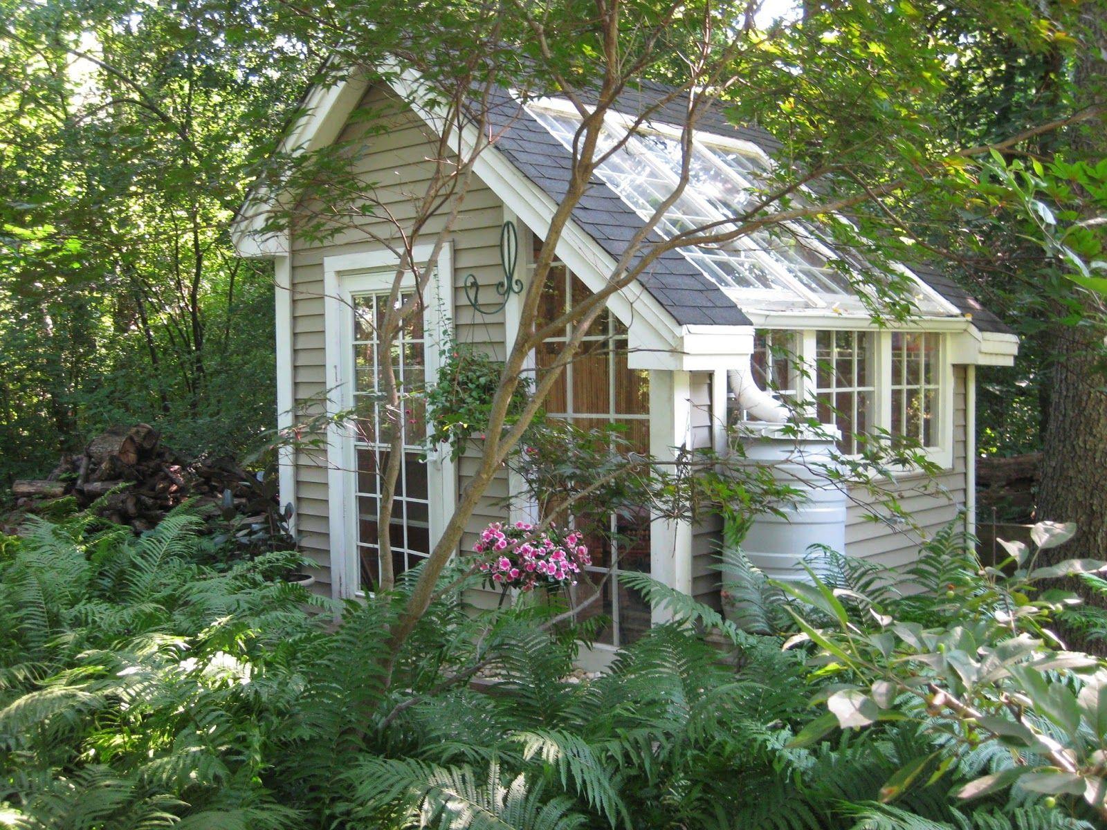 Cottages amp campground rentals riverview cottages campground jackman - Garden Sheds