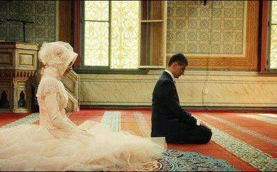 I want to start my life with you by a prayer to Allah <3