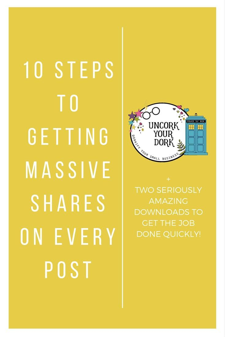 Getting likes are one thing...getting shares are a WHOLE NEW BALL GAME!! See how…