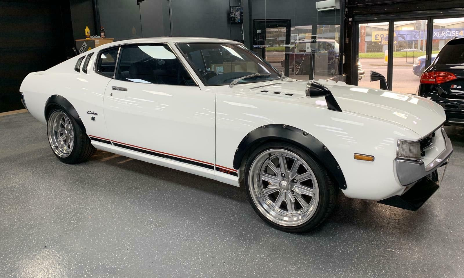 Restored 1975 Toyota Celica 2000gt Ra25 Series A Very Rare Beast Not To Be Missed Only Covered Only 39k 1 Owner Keeper From New In 2020 Toyota Celica Toyota Retro Cars