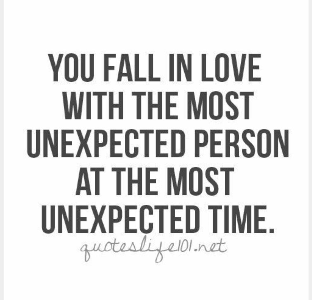 Unexpected Quotes About Love
