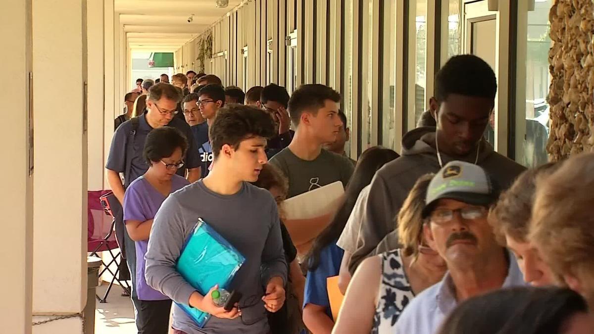 More North Texas Transplants, Longer Driver License Wait