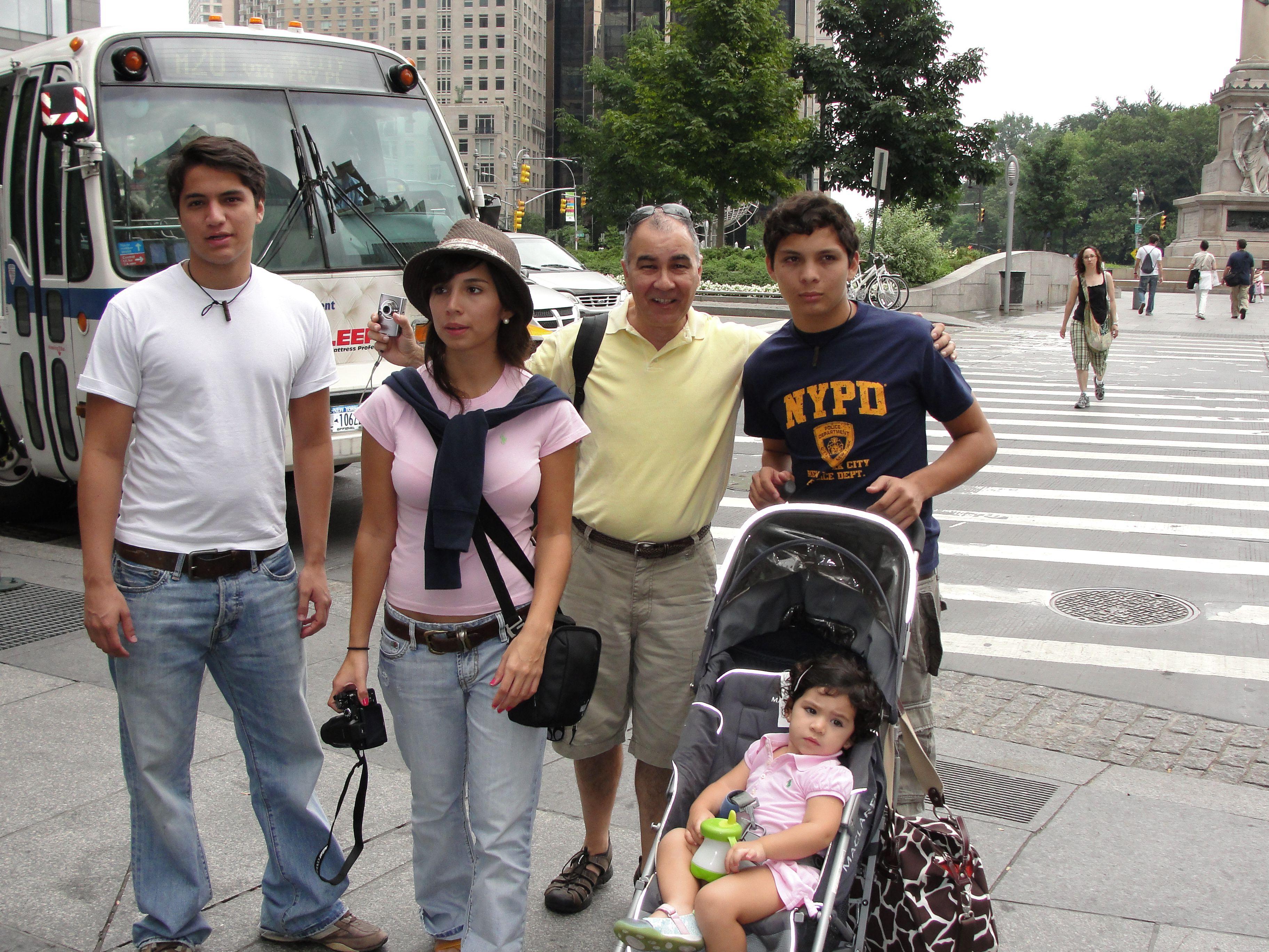 Caminando por NY