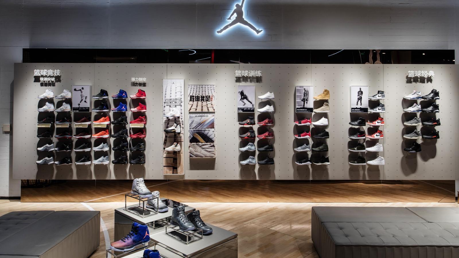 d3ca84149bad BEIJING Nike News - First Look  Inside the Nike   Jordan Basketball  Experience Store in Beijing