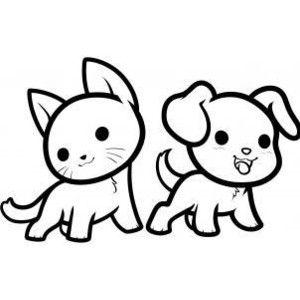 How To Draw Kawaii Animals Step By Step Anime Animals Ani