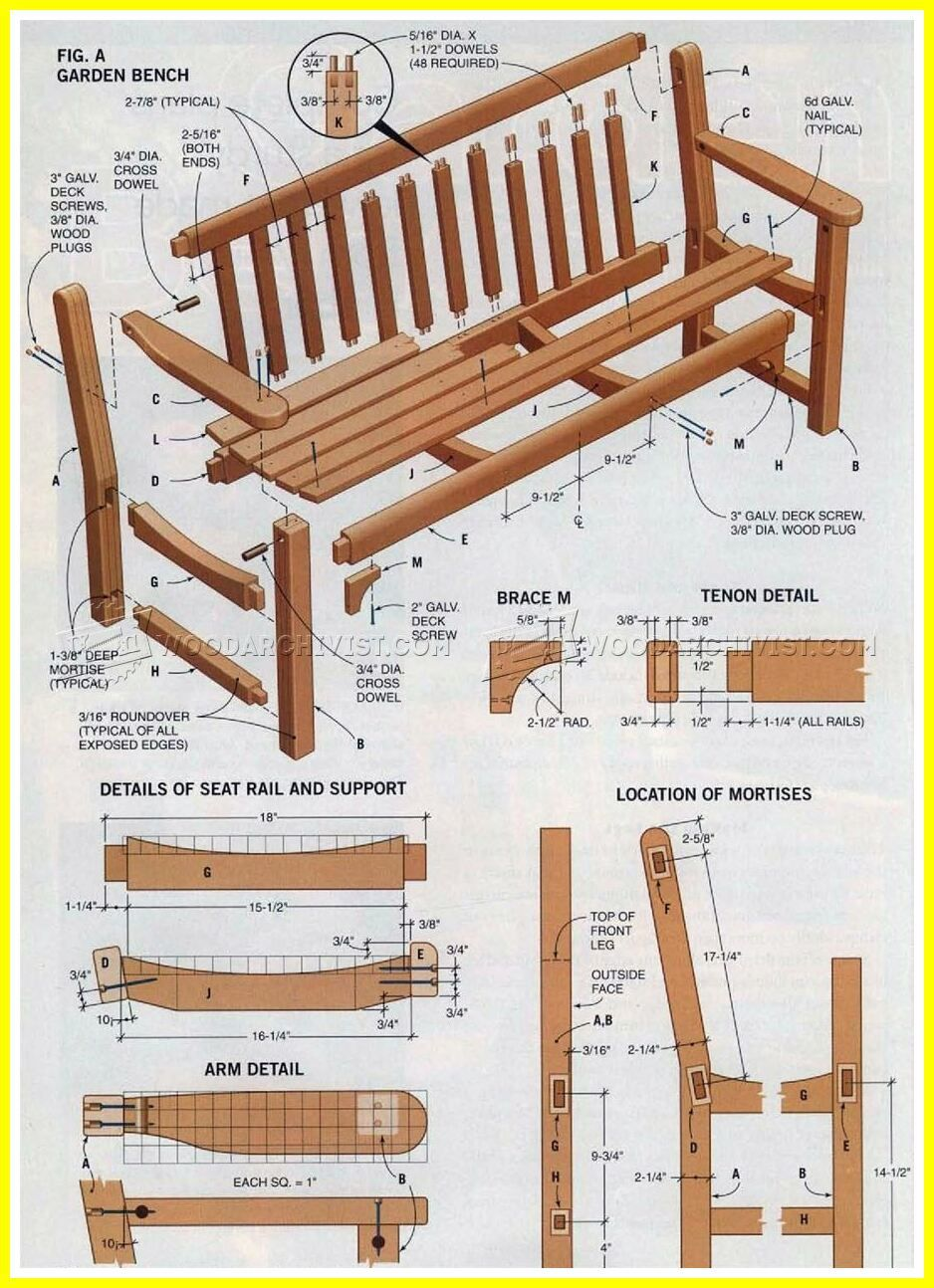 78 Reference Of Garden Bench Design Pdf In 2020 Outdoor Furniture Plans Garden Bench Plans Wood Furniture Plans