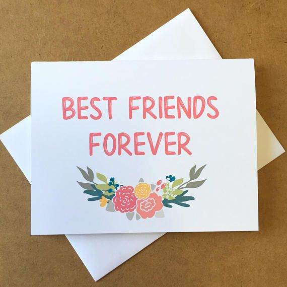 Happy valentines day card love you more card best friends forever happy valentines day card love you more card best friends forever card card for wife anniversary card for friend card for girlfriend m4hsunfo