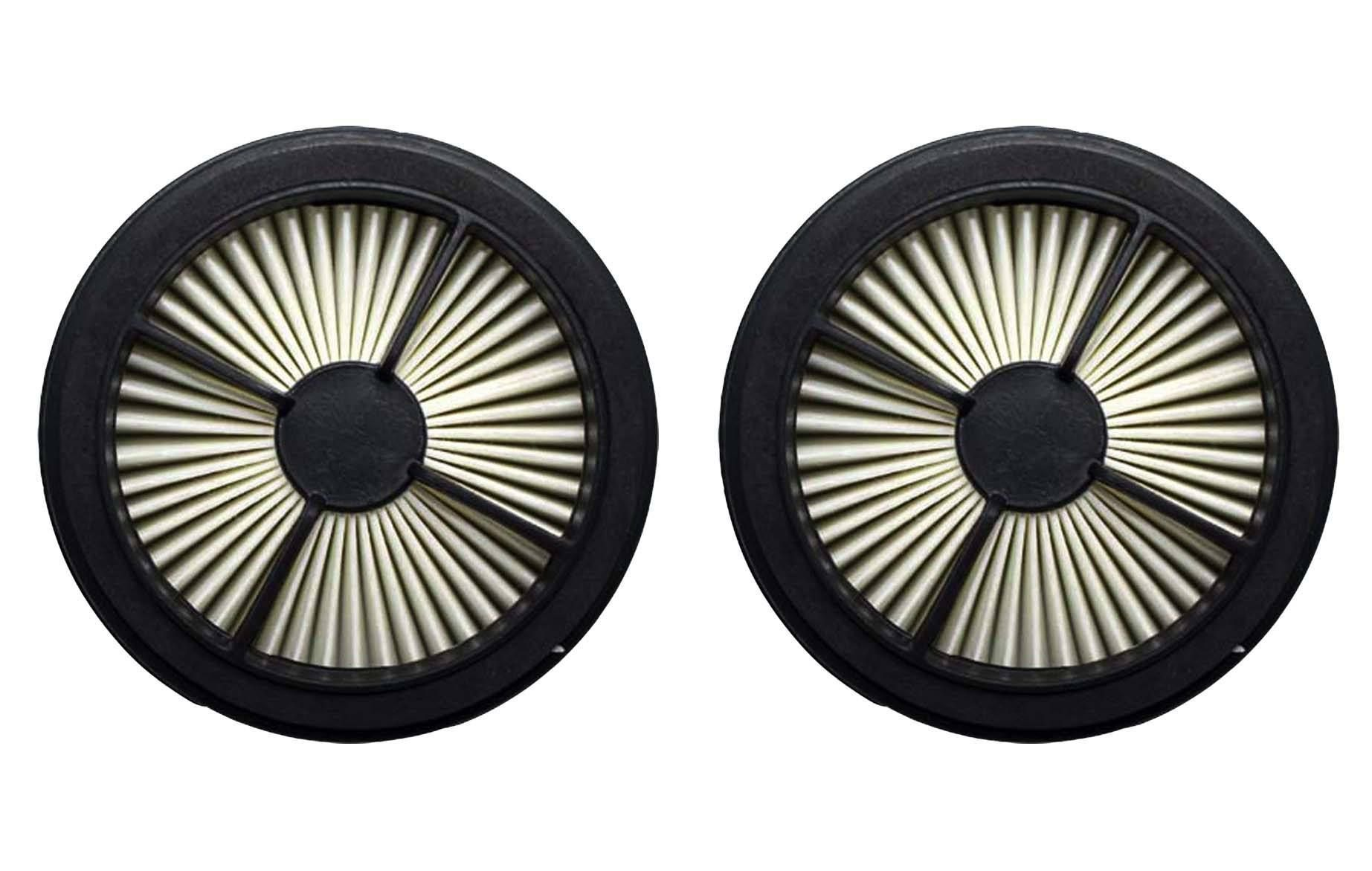 2 Replacement Filter & Foam Cartridge Kits for Select Dirt Devil Vacuums, Size F44