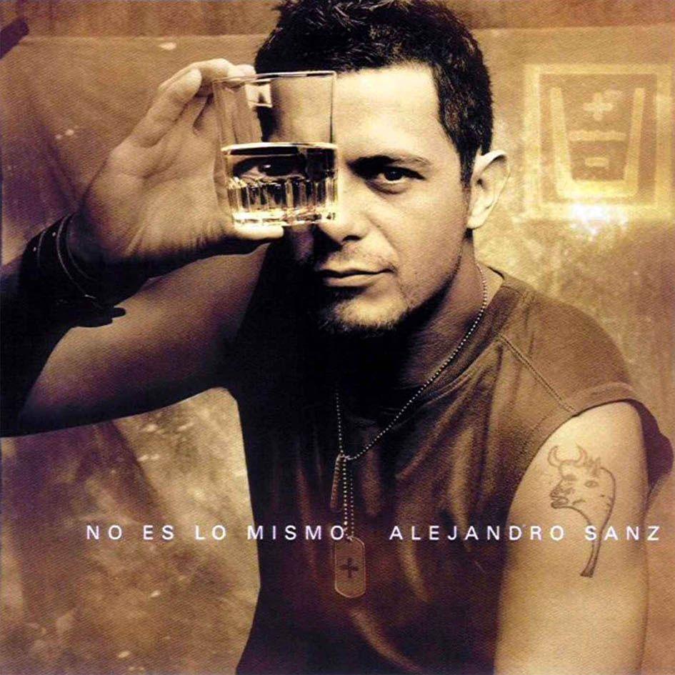 @Alejandro Sanz: Alejandro Sanz - No es lo mismo #AlejandroSanz