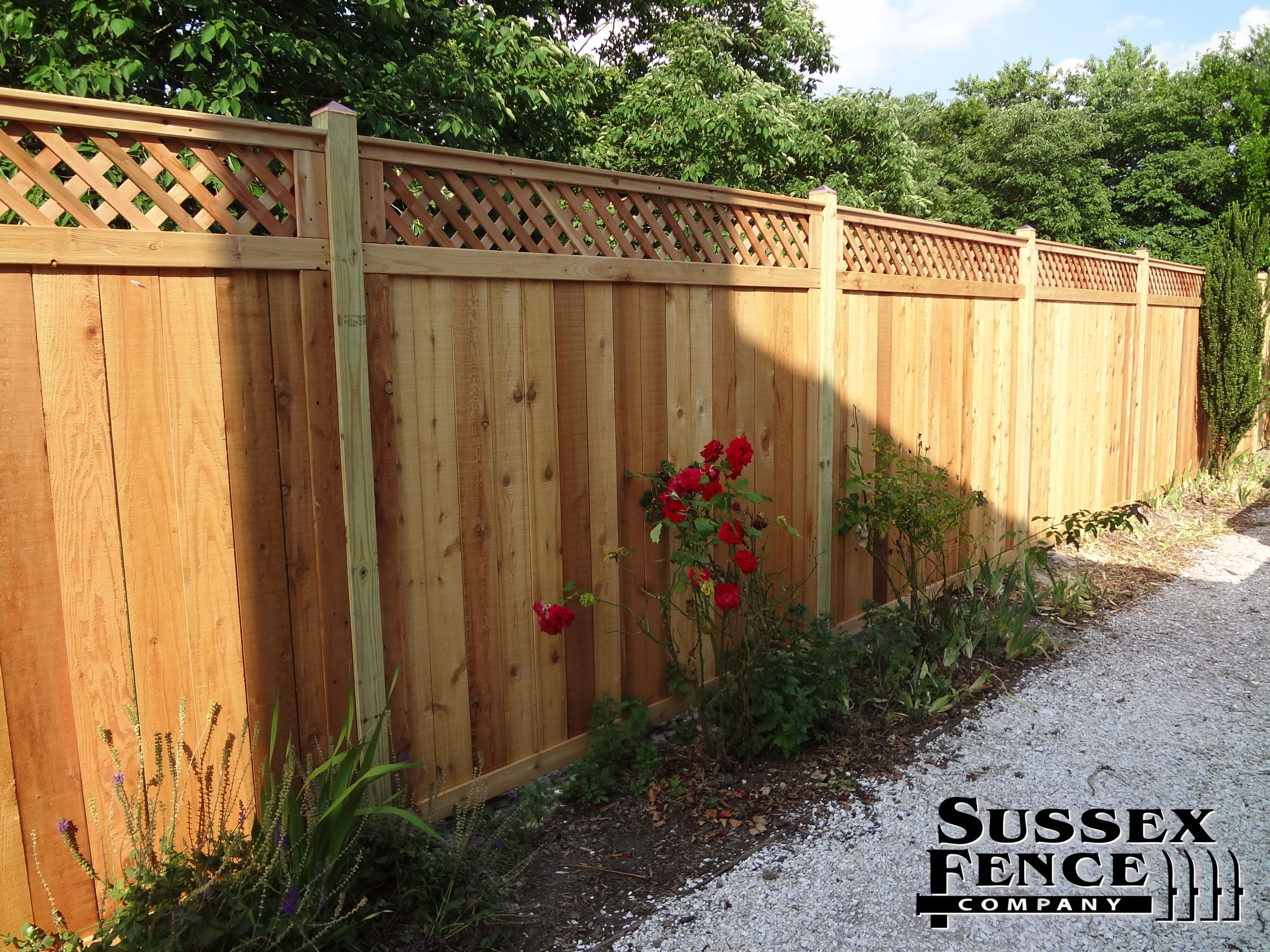 Installed By Sussex Fence Company Security Fence Best Home