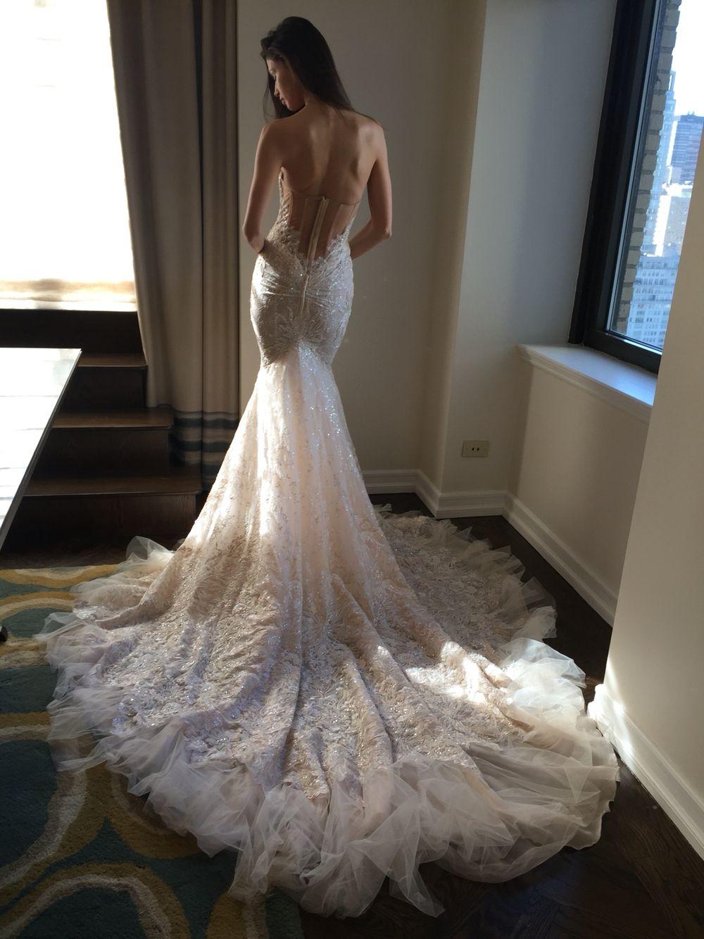 BERTA FW 2016. NYBFW Wedding dresses, Wedding dresses