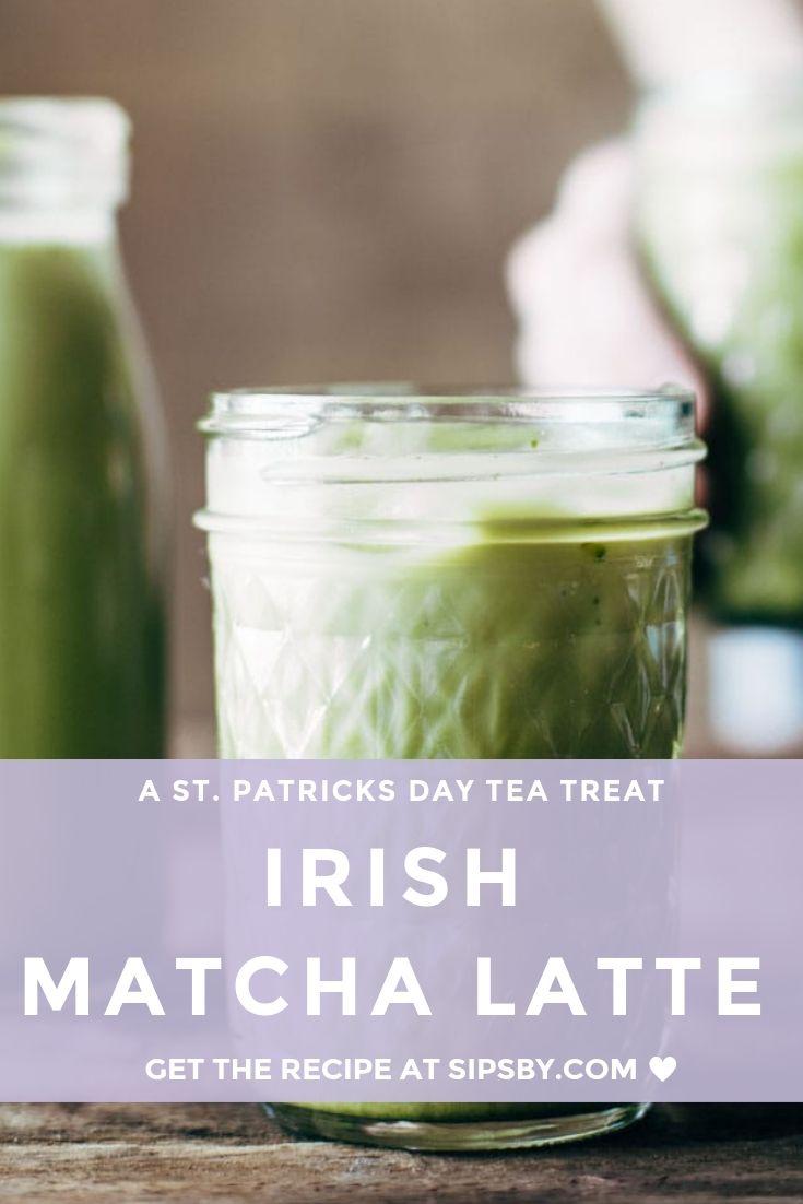 Photo of Irish Matcha Latte Recipe – A St. Patricks Day Treat
