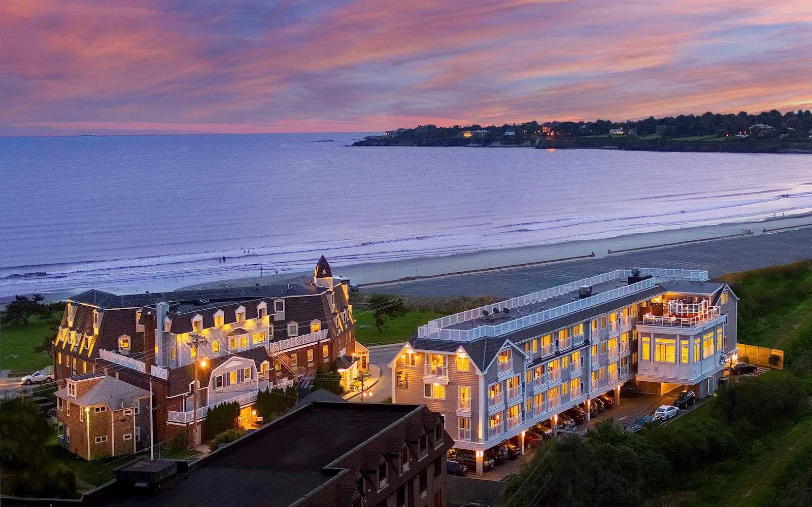 Middletown Ri Oceanfront Hotel Newport Beach