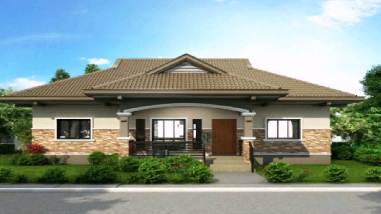 Simple Two Storey House Design With Terrace Bunggalaw