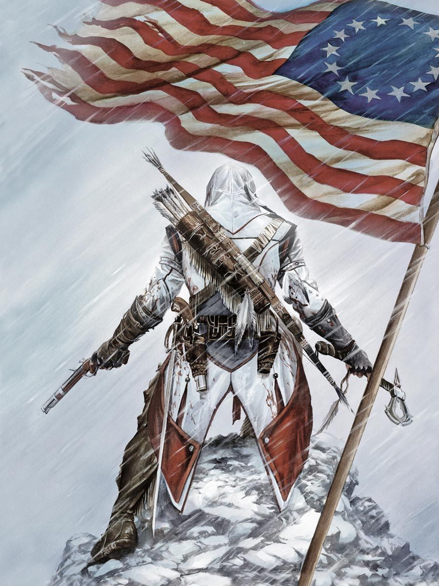 Image result for alex ross video game assassins creed