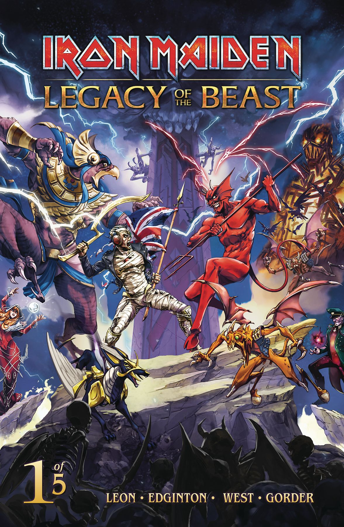 Iron Maiden Legacy Of The Beast 1 Iron Maiden Posters Iron Maiden Albums Iron Maiden