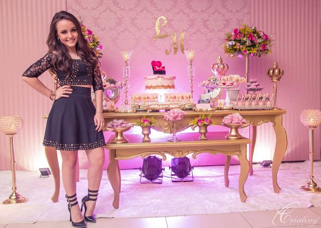 64a88ea028c0e8 Portal Larissa Manoela : Pré-festa com os 30 debutantes da Larissa ...