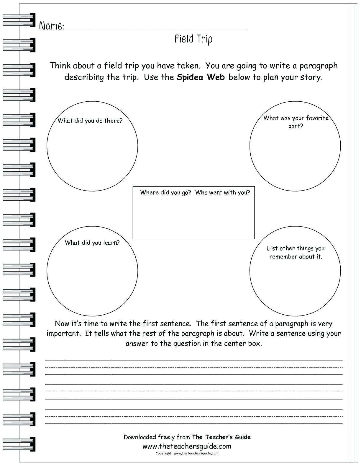 Handwriting Worksheet Generator
