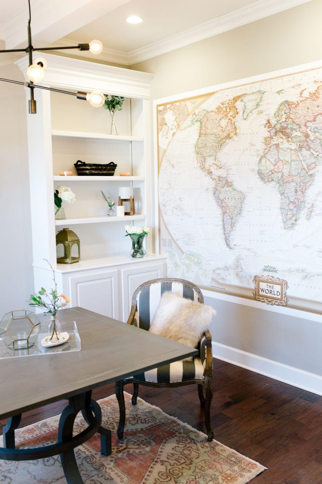 neutral office decor. Home Office Decor Inspiration Neutral