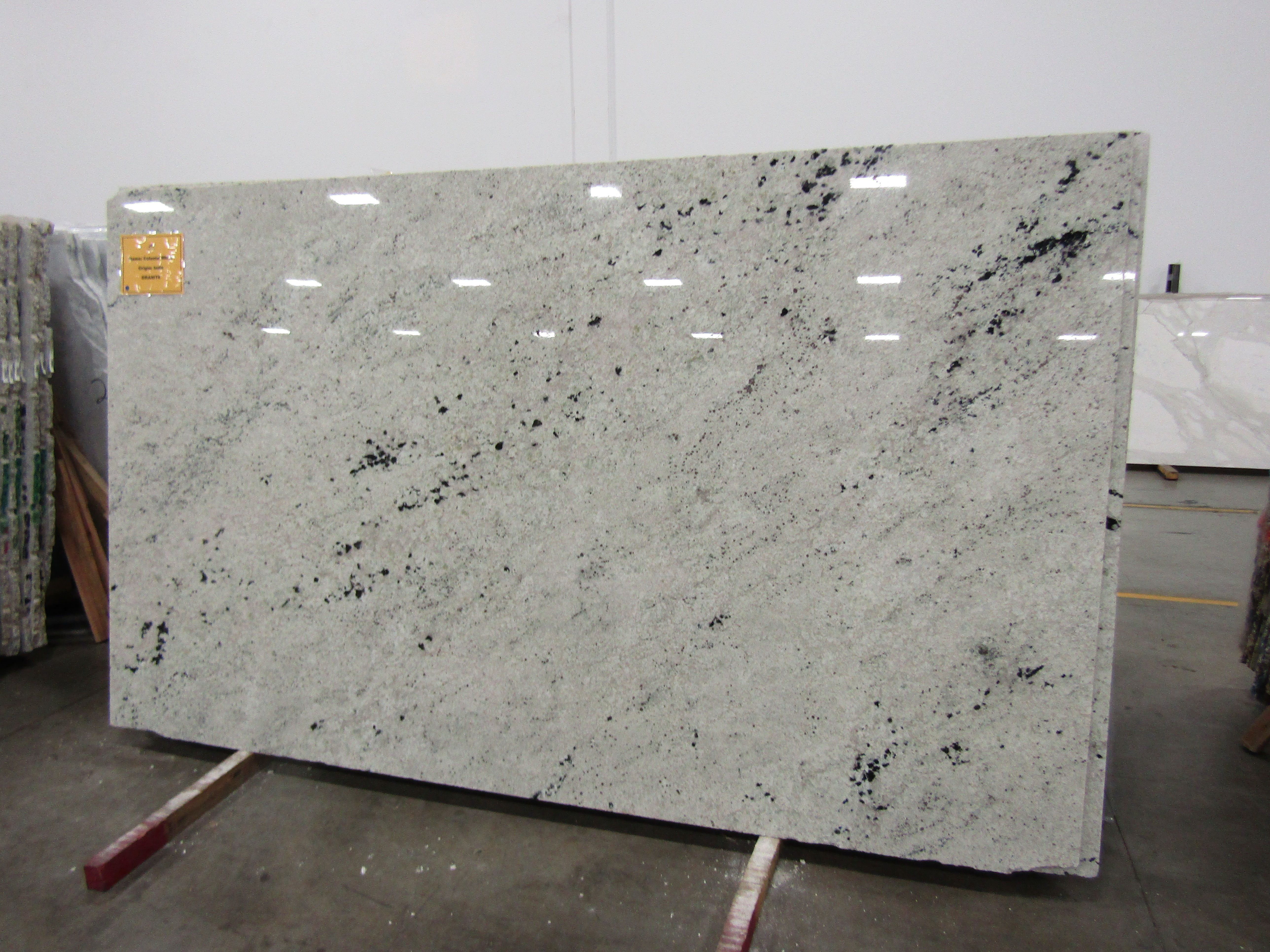 Colonial White 3cm Type Slab Category Granite Origin India The