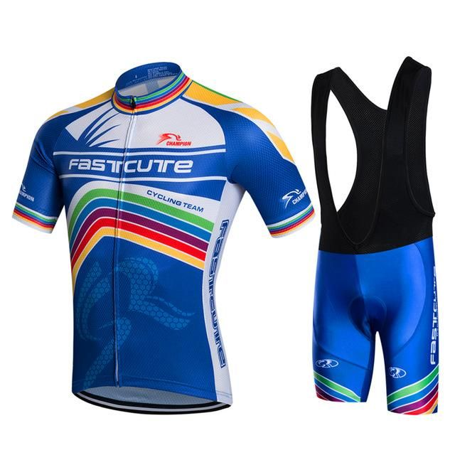 FASTCUTE Bicycle Wear Maillot Cycling Clothing Bike uniform Cycle shirt  Racing Cycling Jerseys 93cc60194