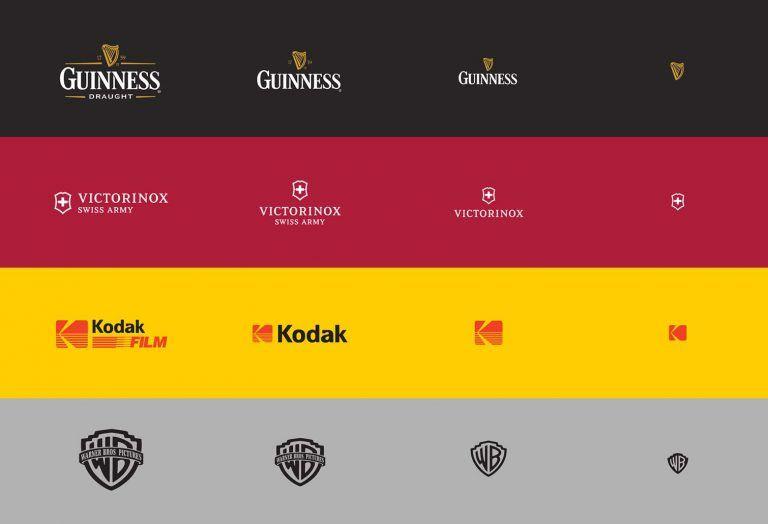Guineness, Victorinox, Kodak og Warner Brothers