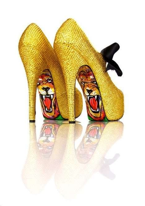 perfect pair of Leo shoes