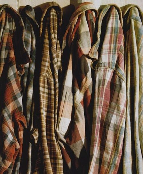 We Are Made Of Stardust Fashion Style Plaid