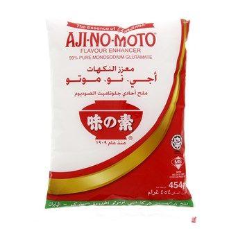 Buy Aji No Moto Flavour Enhancer 454 Gm Online In Uae Abu Dhabi Qatar Flavor Enhancers Flavors Online Grocery Shopping