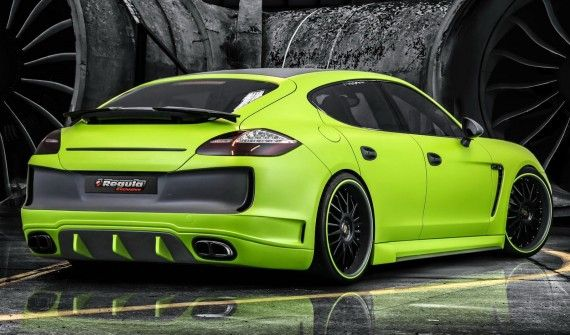 Porsche Panamera Tuned By Regula Exclusive Porsche Panamera Porsche Panamera Turbo Porsche